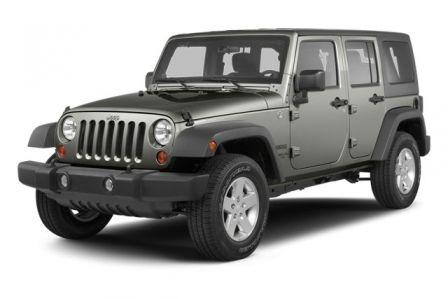 2013 Jeep Wrangler Unlimited Sport #0