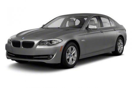 2013 BMW 5 Series 528i #0