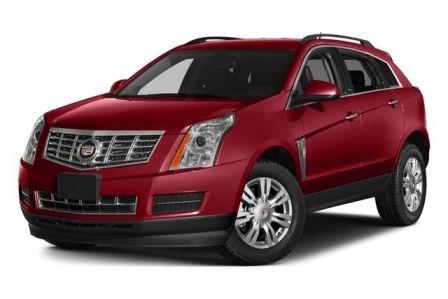 2015 Cadillac SRX Luxury Collection #0