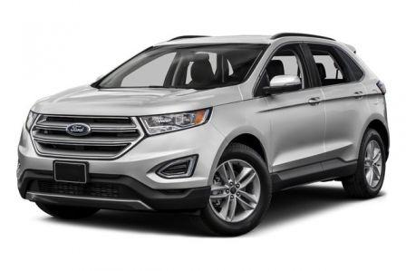2015 Ford Edge Titanium #0