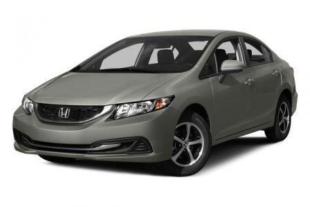 2015 Honda Civic SE #0
