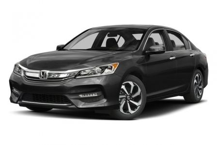 2017 Honda Accord EX #0