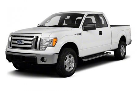 2012 Ford F 150  #0