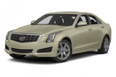 2014 Cadillac ATS Luxury RWD #0