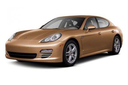 2010 Porsche Panamera  #0