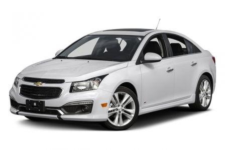 2015 Chevrolet Cruze LT #0