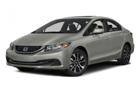 2015 Honda Civic EX #0