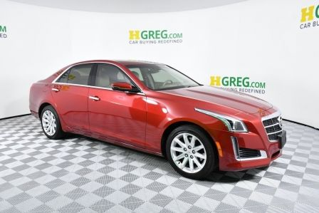 2014 Cadillac CTS Sedan Luxury RWD #0