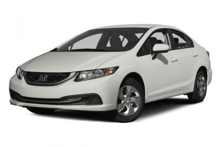 2015 Honda Civic LX #0