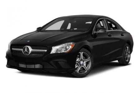 2014 Mercedes Benz CLA Class CLA 250 #0