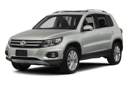 2013 Volkswagen Tiguan S #0