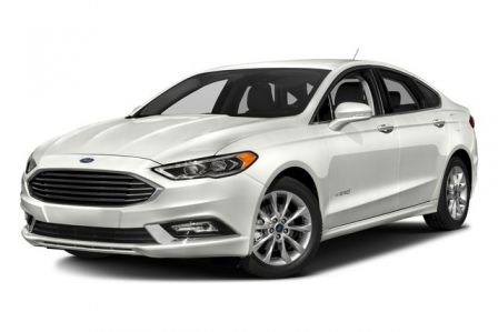 2018 Ford Fusion Hybrid SE #0