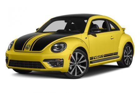2014 Volkswagen Beetle Coupe 2.0T R-Line #0