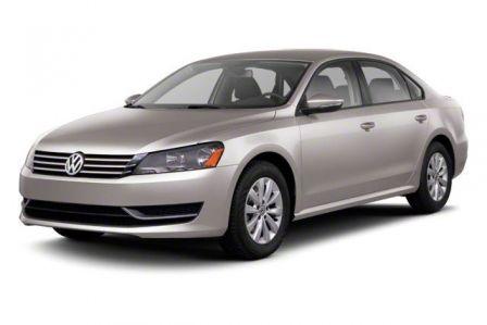 2013 Volkswagen Passat 2.5 SE #0