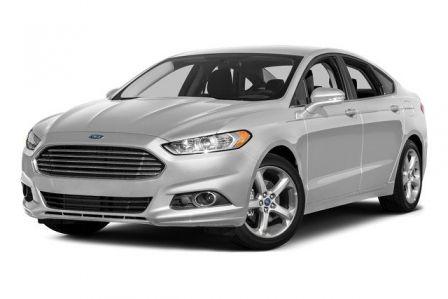 2016 Ford Fusion SE #0