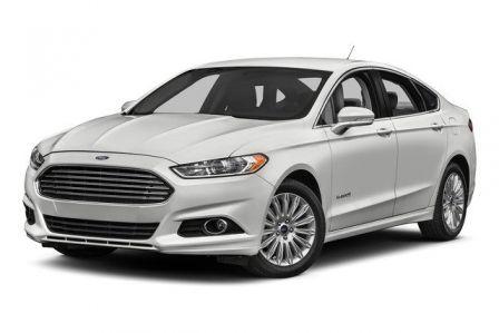 2016 Ford Fusion SE Hybrid #0