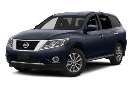 2015 Nissan Pathfinder SL #0