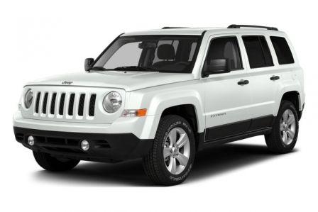 2016 Jeep Patriot Sport SE #0