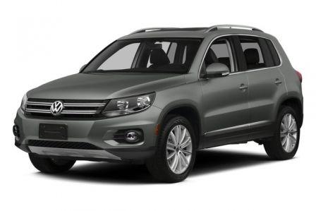2015 Volkswagen Tiguan SE #0