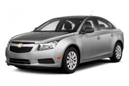 2012 Chevrolet Cruze LT w/1LT #0