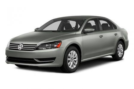 2015 Volkswagen Passat 1.8T Wolfsburg Edition #0