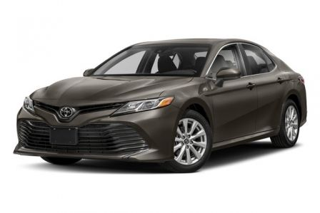 2018 Toyota Camry LE #0