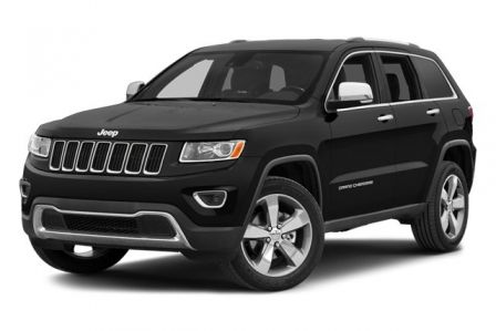 2014 Jeep Grand Cherokee Limited #0