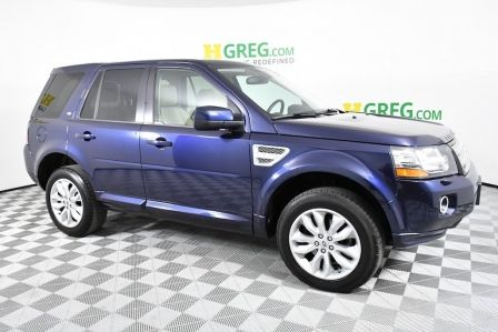 used & pre-owned land rover lr2's for sale in aventura   hgreg