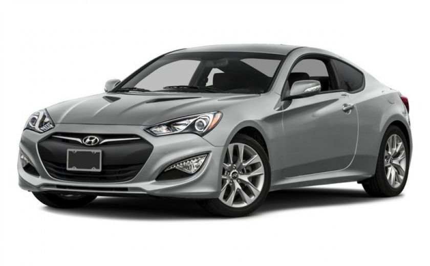 Genesis Coupe 2016 >> Used 2016 Hyundai Genesis Coupe For Sale Hgreg Com