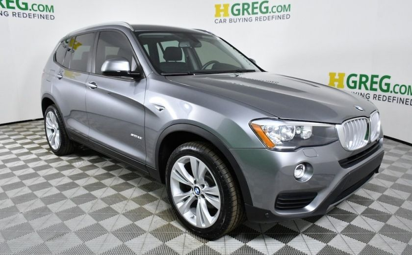 Used 2016 Bmw X3 For Sale Hgreg Com