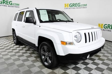 Used Pre Owned Jeep Patriot S For Sale In Florida Hgreg Com