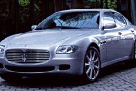 2007 Maserati Quattroporte Base #0