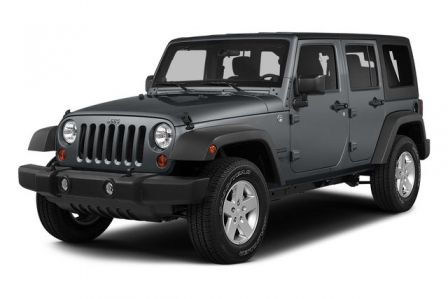 2015 Jeep Wrangler Unlimited Sahara #0
