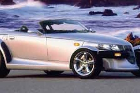 2001 Plymouth Prowler  #0