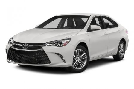 2015 Toyota Camry LE #0