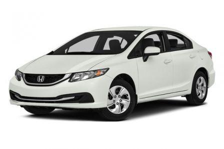 2014 Honda Civic Sedan LX #0