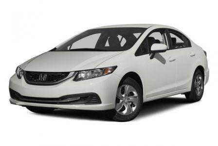 2015 Honda Civic Sedan LX #0