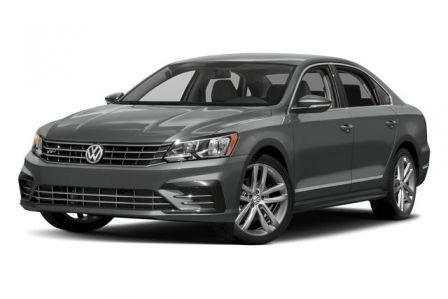 2017 Volkswagen Passat R-Line w/Comfort Pkg #0