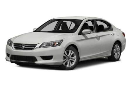 2015 Honda Accord Sedan LX #0