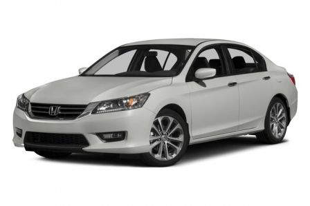 2015 Honda Accord Sedan Sport #0