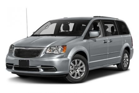 2016 Chrysler Town   Country Touring #0