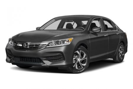 2017 Honda Accord Sedan LX #0