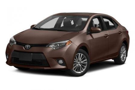2015 Toyota Corolla LE #0