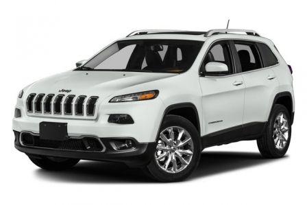 2016 Jeep Cherokee Limited #0