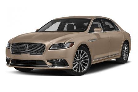 2017 Lincoln Continental Premiere #0