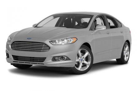 2015 Ford Fusion SE #0