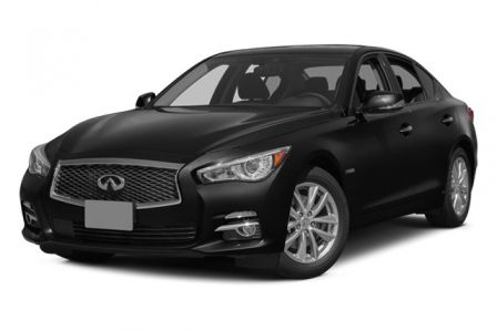 2014 INFINITI Q50 Hybrid Premium #0