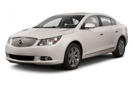 2011 Buick LaCrosse CXL #0