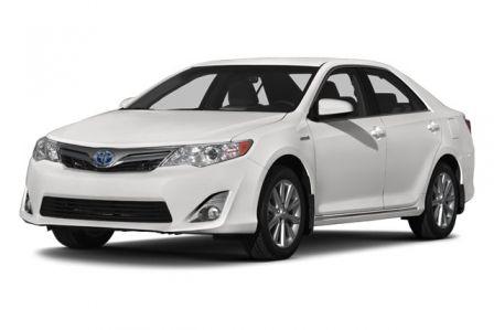 2014 Toyota Camry Hybrid Hybrid XLE #0