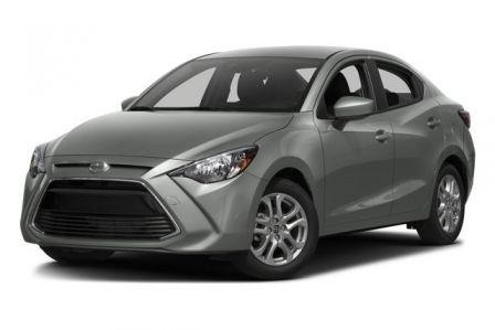 2016 Scion iA Base #0